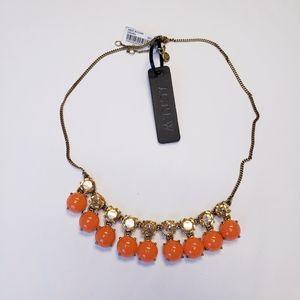 J. Crew Tonal Crystal Necklace